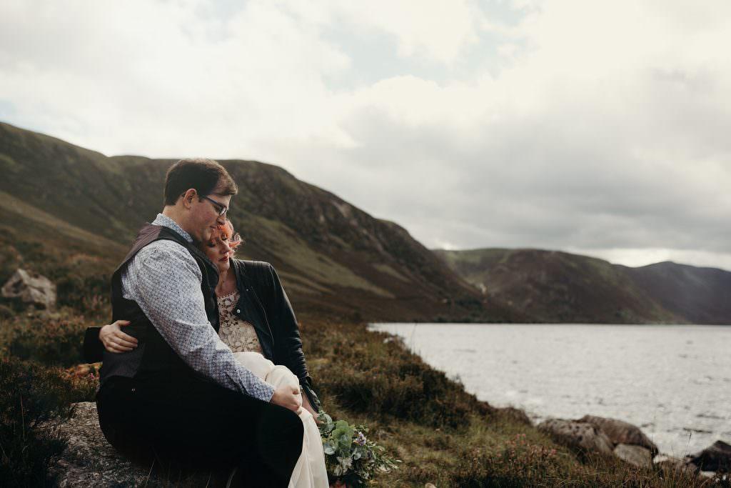 Loch Muick wedding