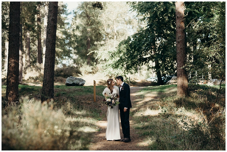 Forres wedding photography Dalvey house